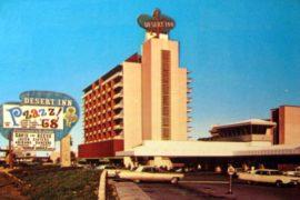 Howard Hughes Hotel Desert Inn